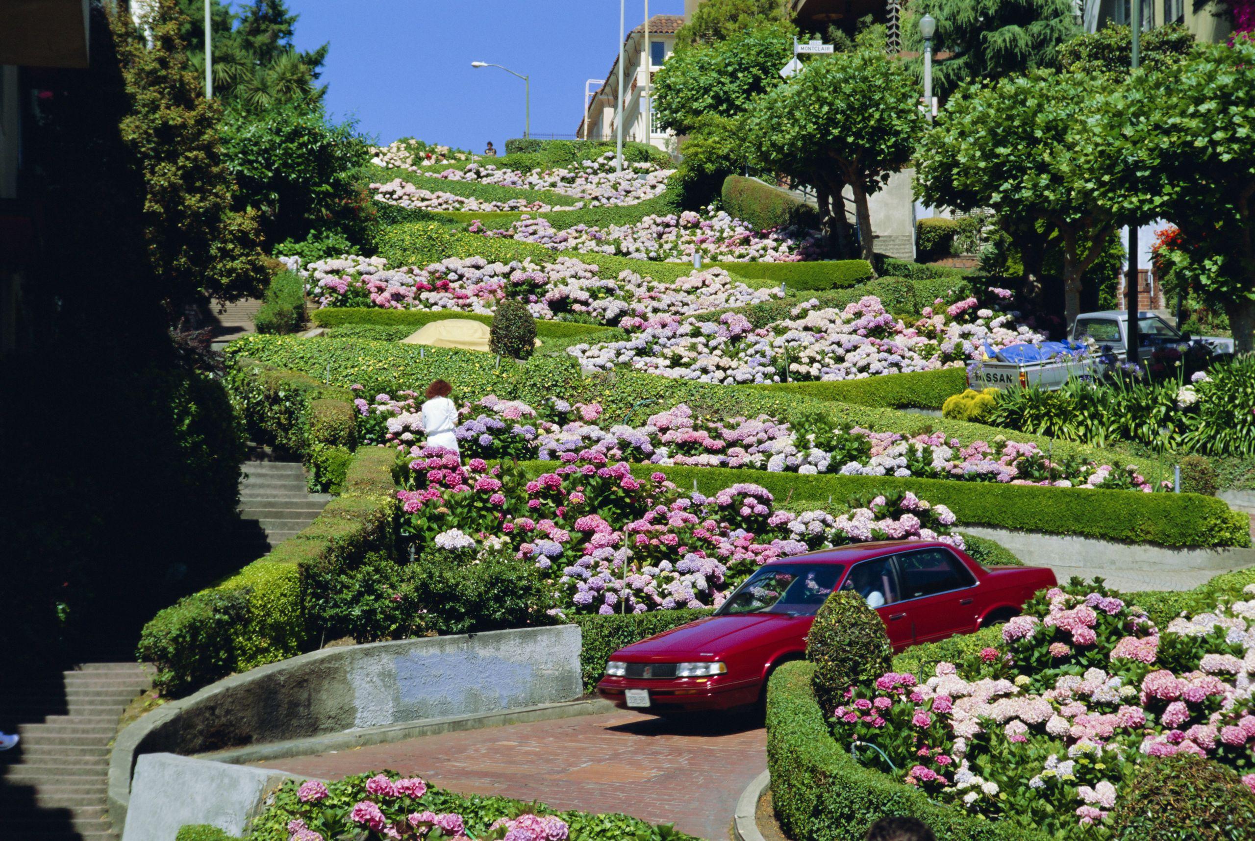 ment amenager un jardin en pente
