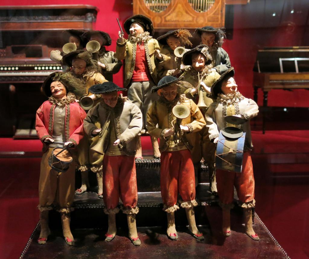 110 Museu de la Música orquestra d autòmats