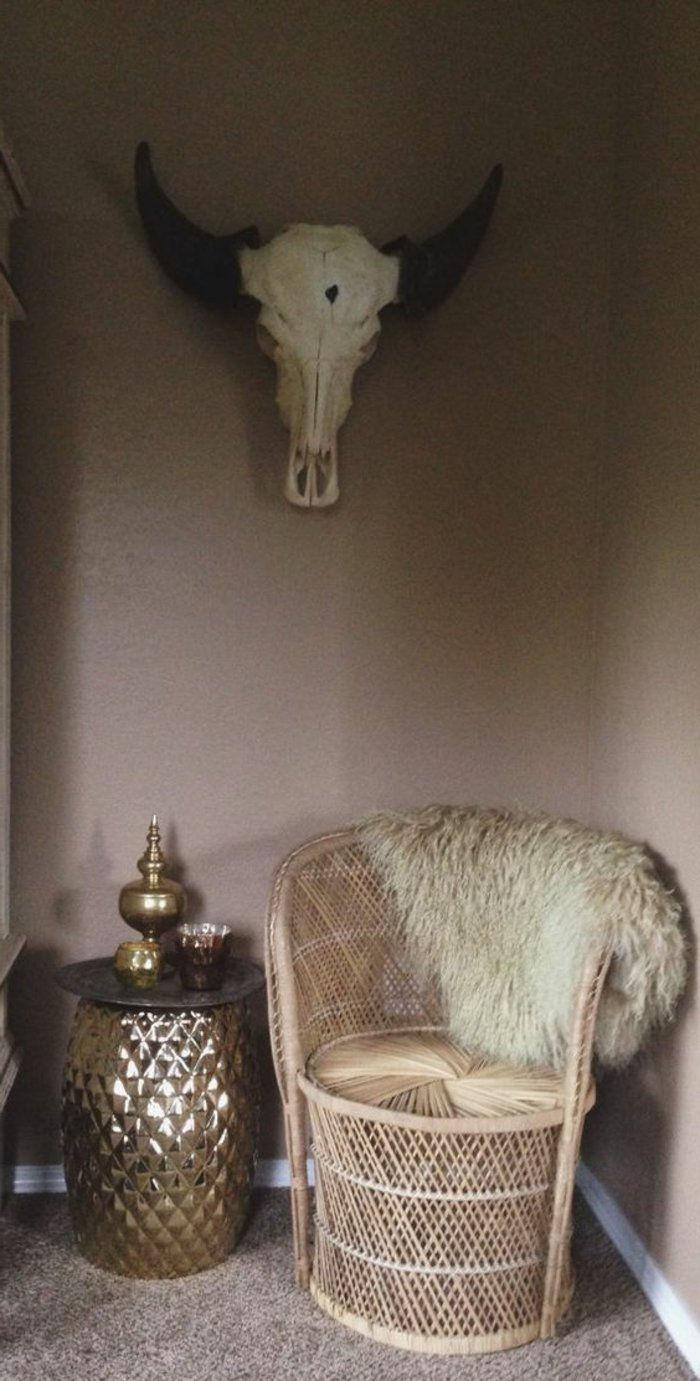 int C3 A9rieur design fauteuil rotin vintage cool id C3 A9e am C3 A9nagement salon cosy