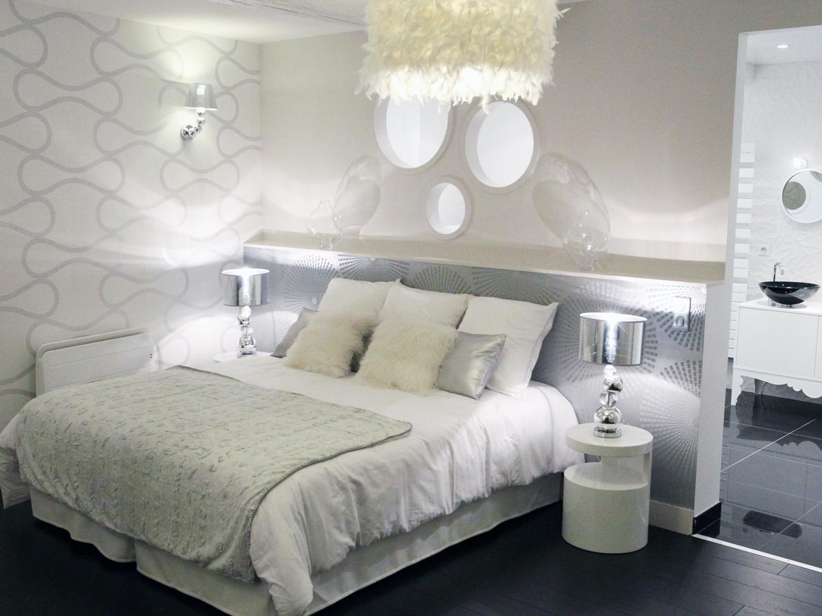 chambre hote nuit blanche aux5sens