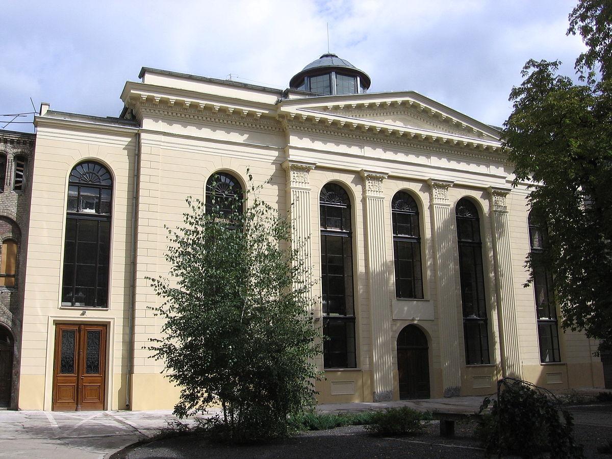 Amenagement Petit Jardin Unique Synagogue  La Cigogne Blanche — Wikipédia