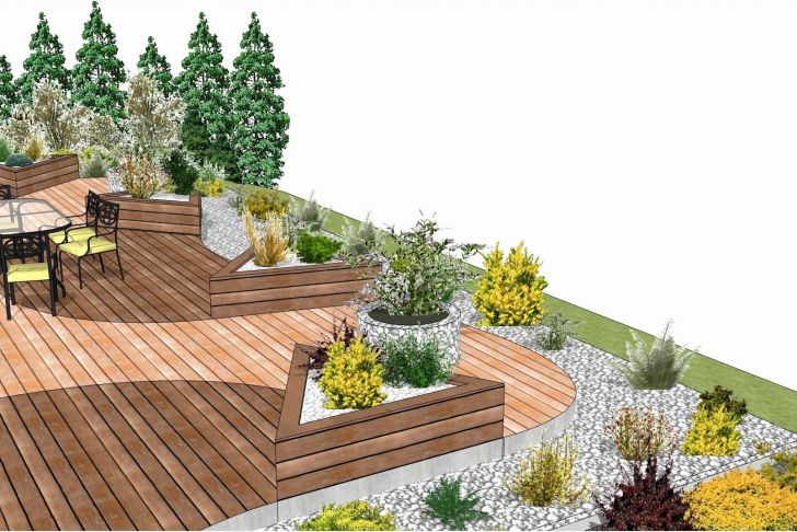 Amenager Un Jardin Génial Idee Jardin Sans Entretien Inspirant Outil De Jardinage