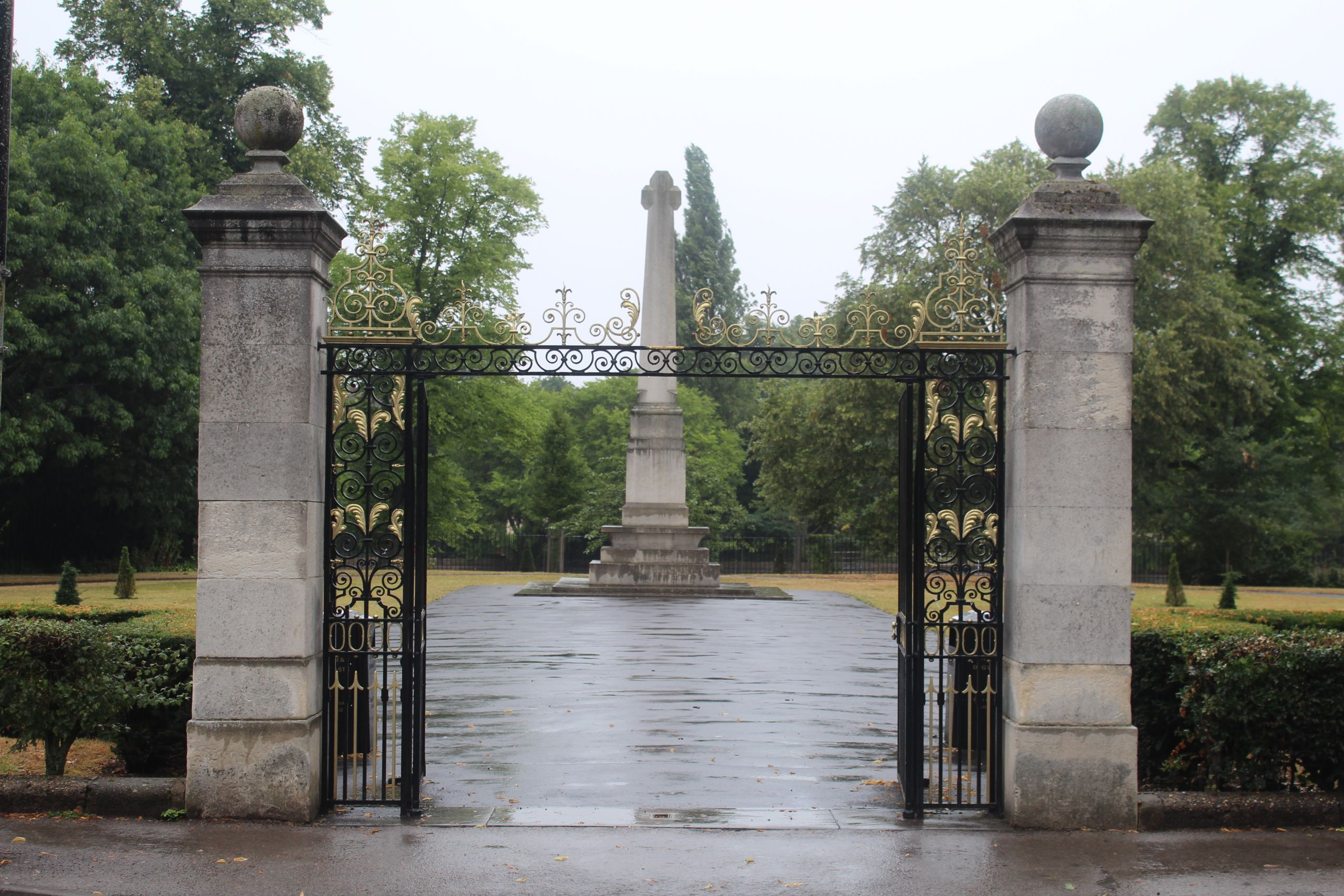 Portail Jardins Souvenir York 1