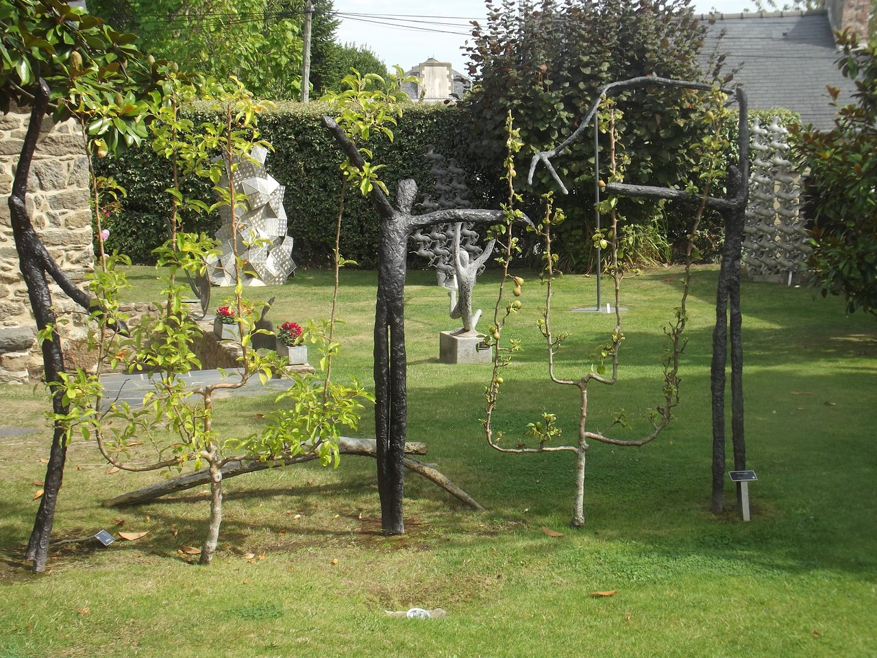 sculptures de pierre