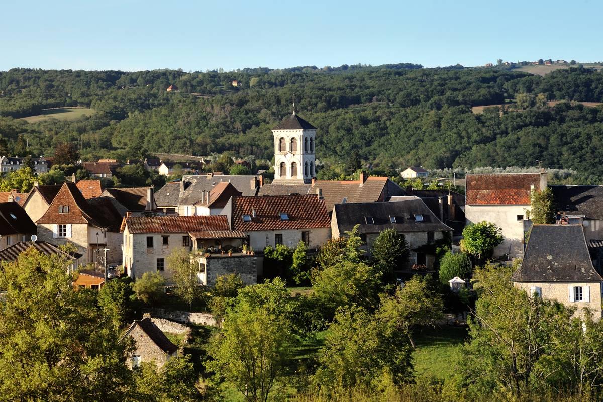 15labachellerie village 01