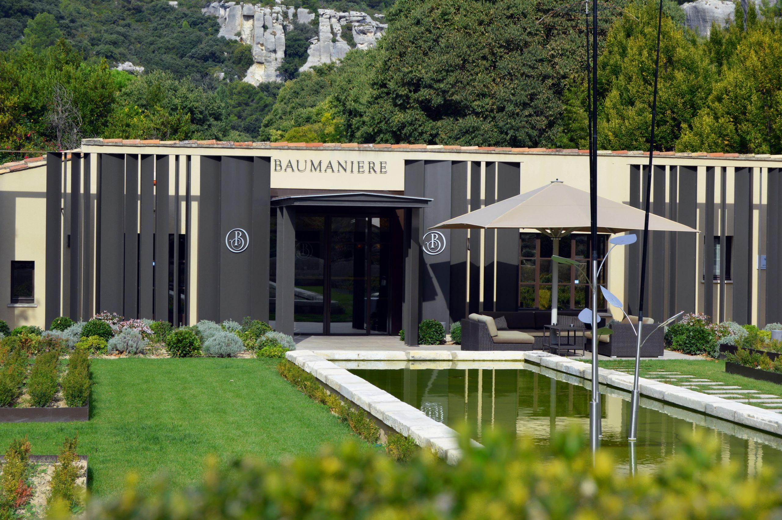 Hotel luxe Baumaniere sud corner 2