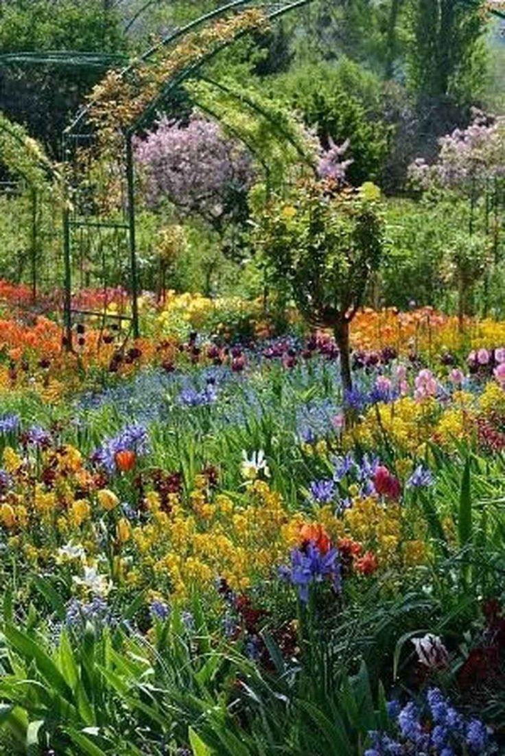 Au Jardin Fleuri Charmant 65 Fresh Beautiful Spring Garden Landscaping for Front Yard