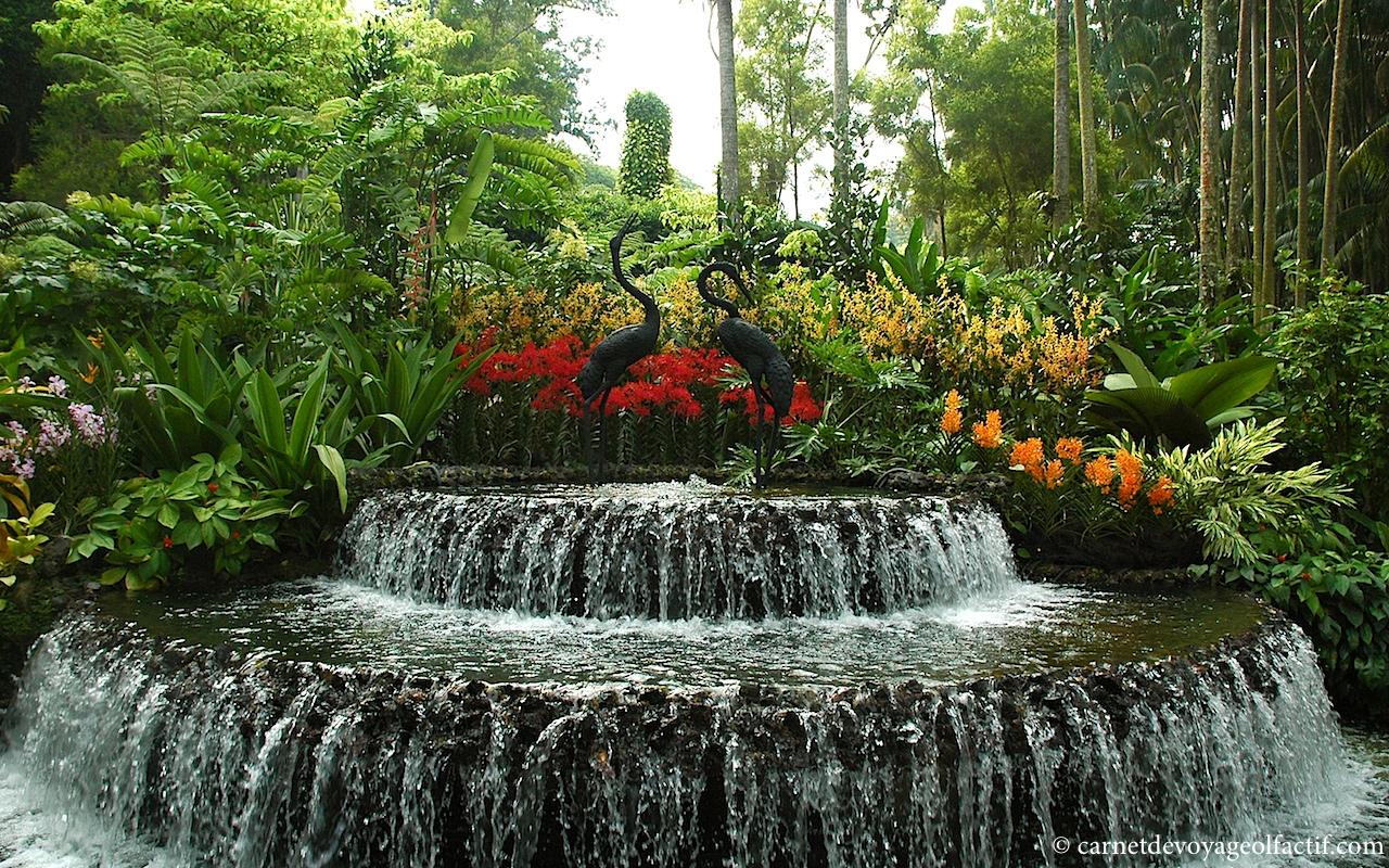 dc3a8s lentrc3a9e une majestueuse fontaine vous accueille