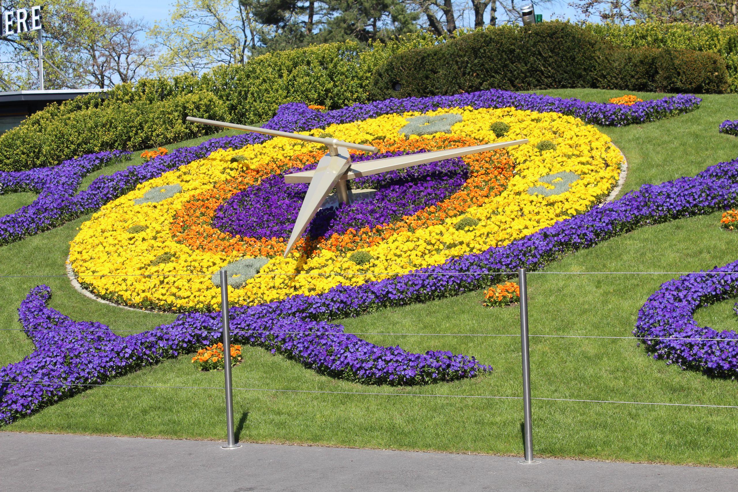 filehorloge fleurie parc jardin anglais geneve 2