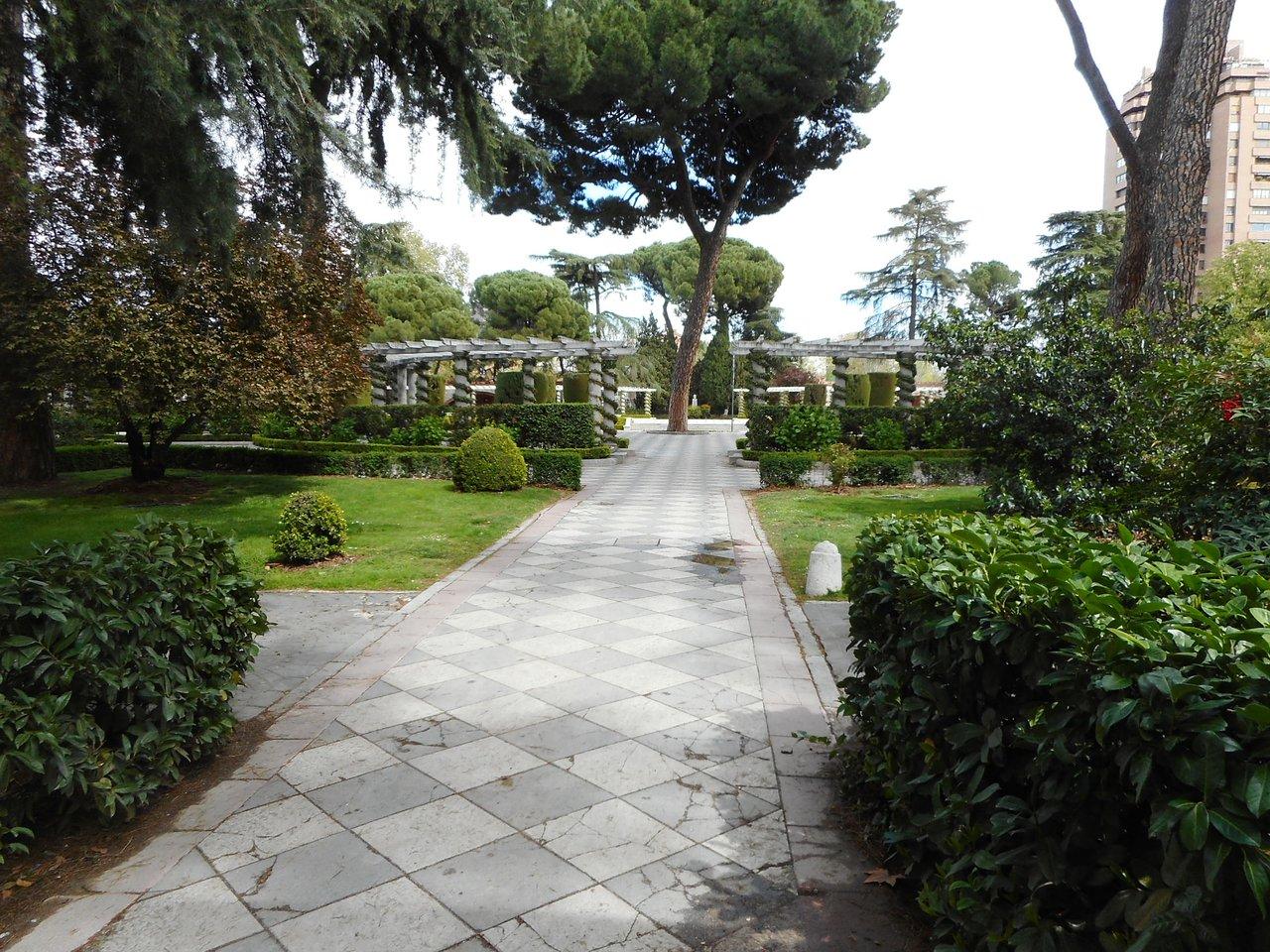 jardines de cecilio rodriguez