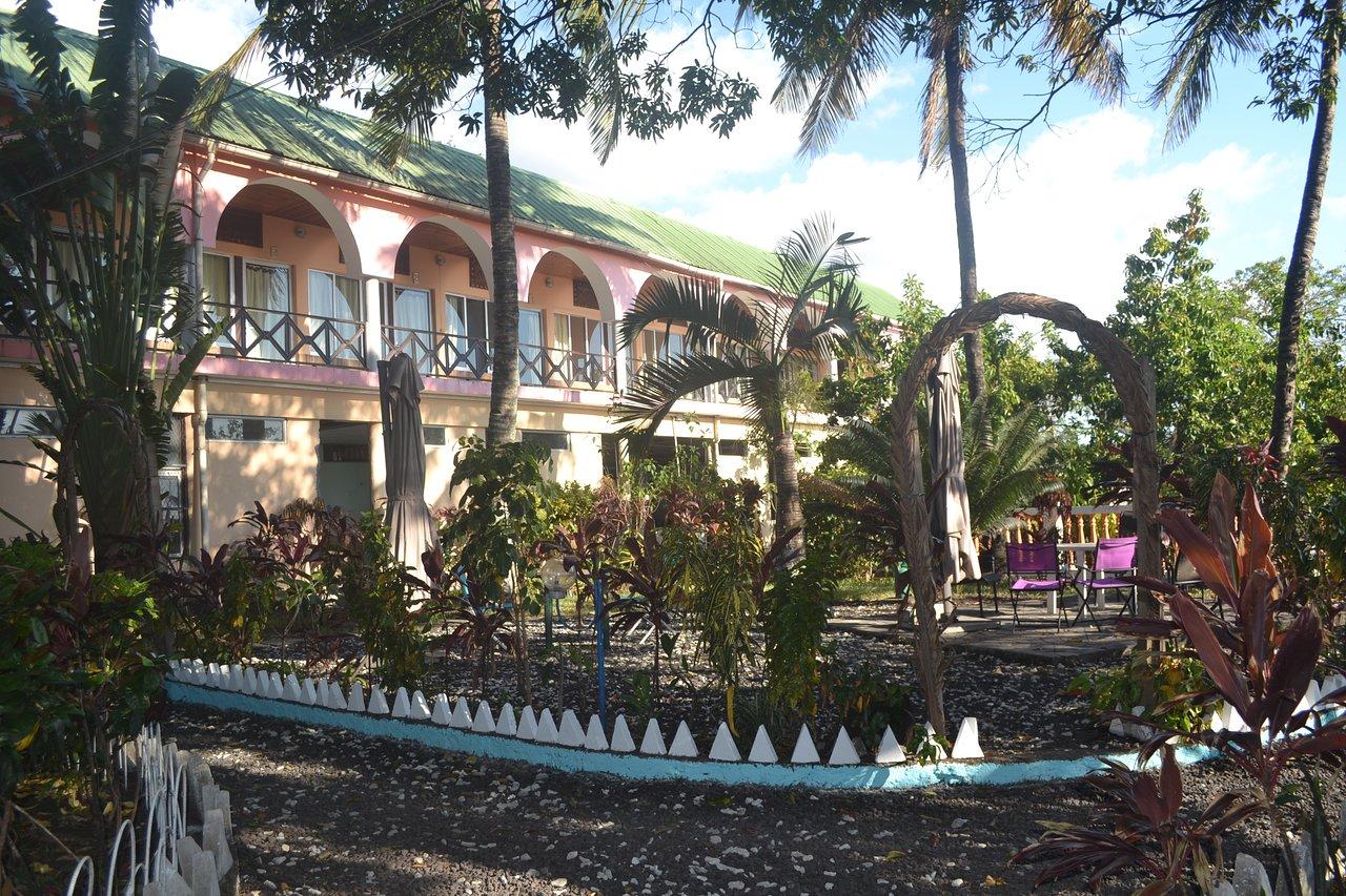 jardin exterieur calme