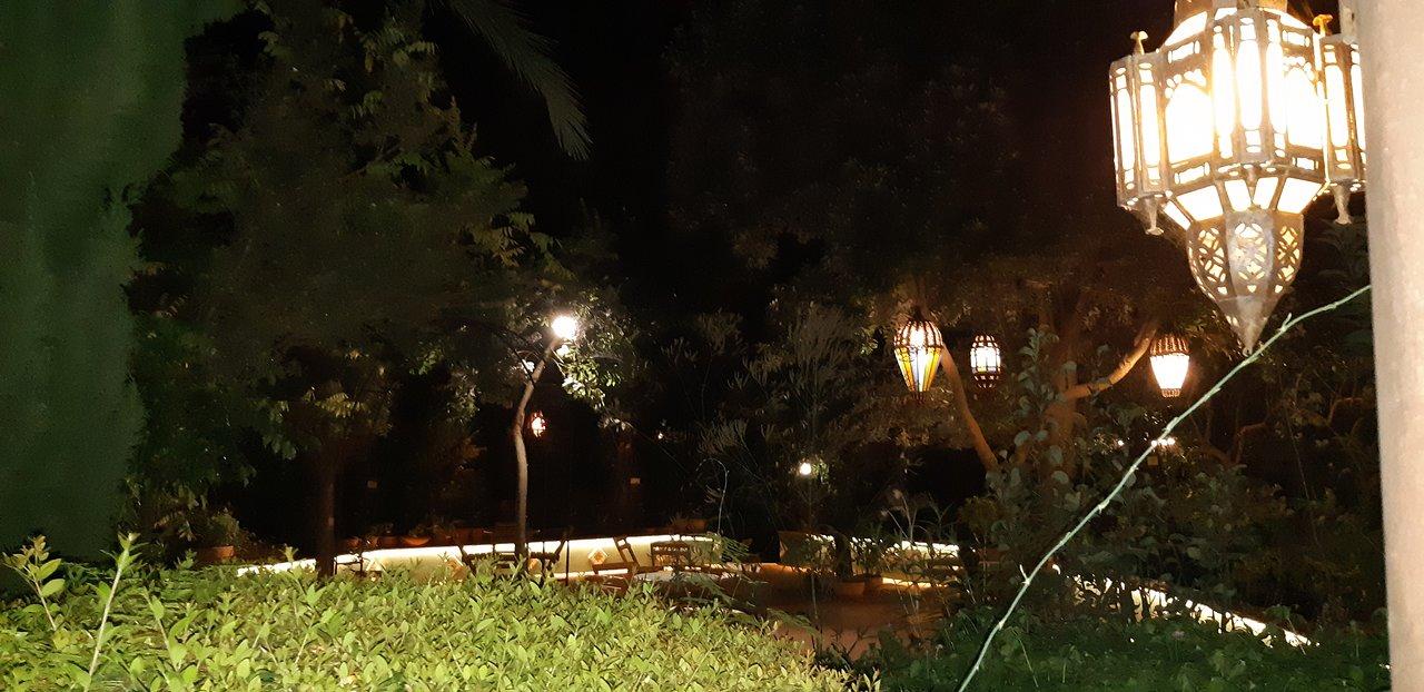 jardin botanico la almunya