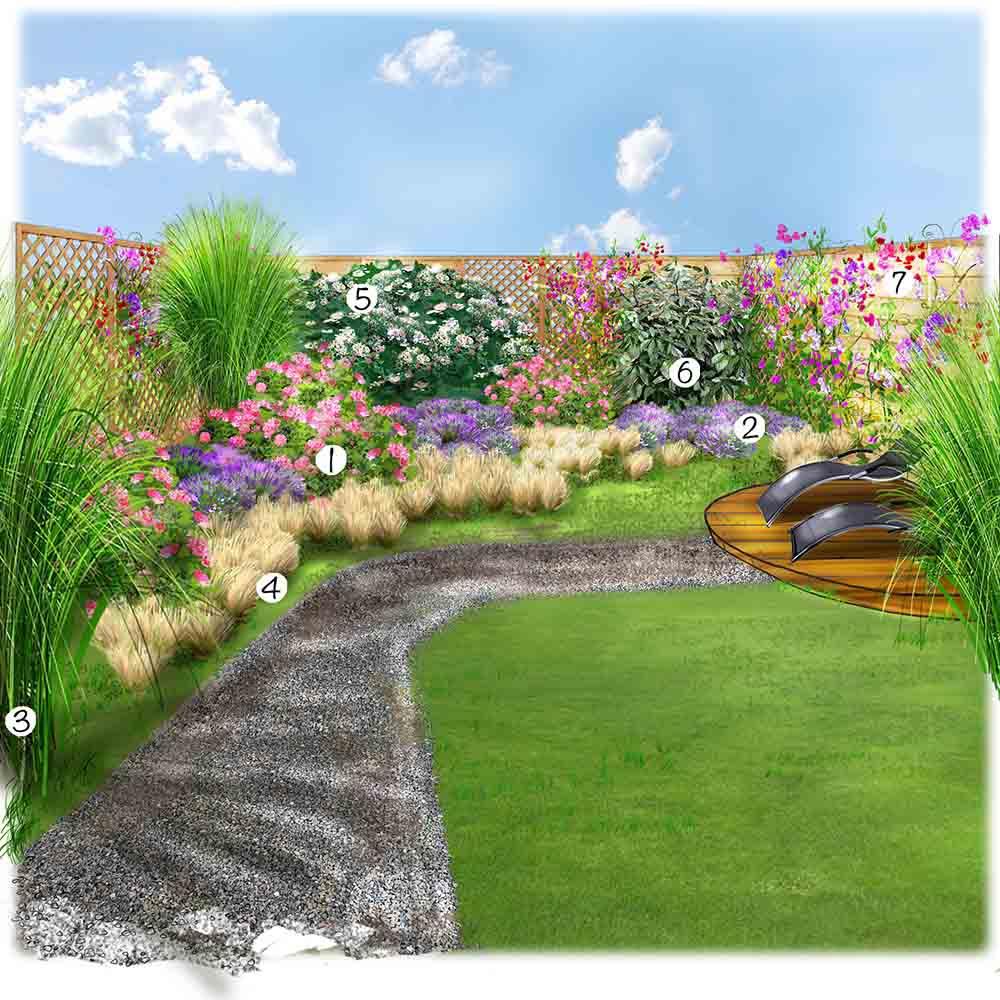 petit jardin bien tranquille idee amenagement 1000 553