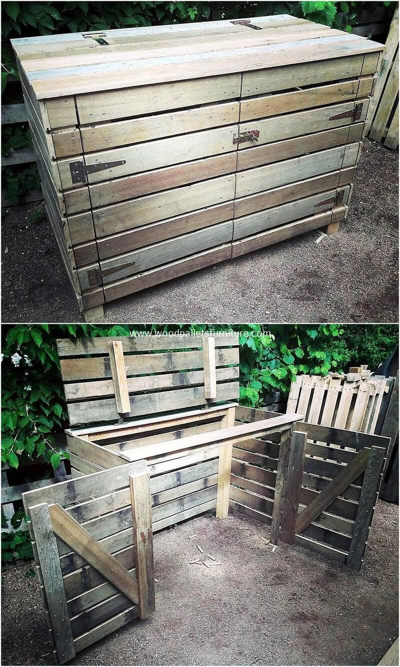Cabane De Jardin En Palette Frais 14 Creative Diy Garden tool Storage Ideas En 2020