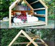 Cabane De Jardin En Palette Frais Build Your Own Cozy Outdoor Cabana Lounge
