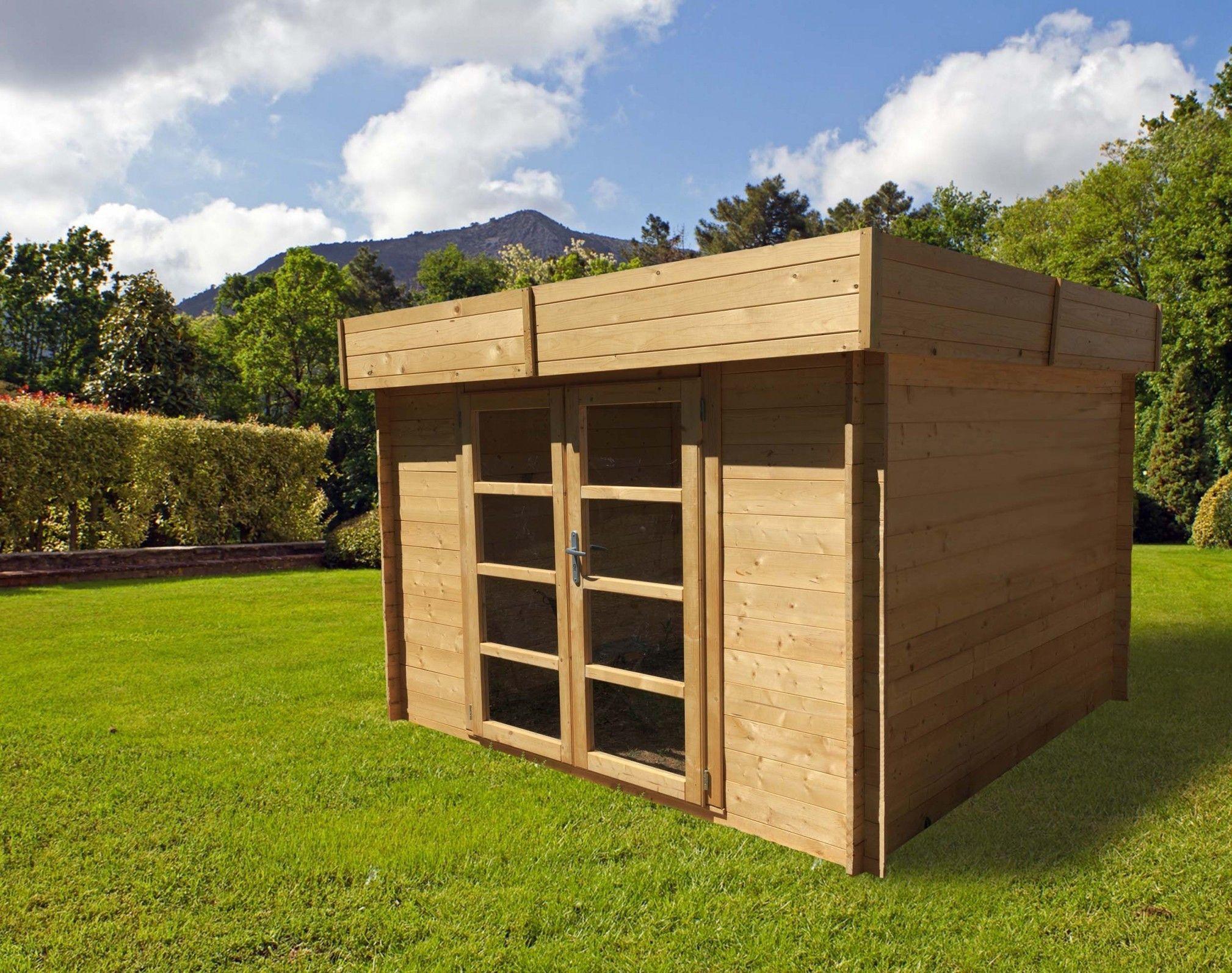 Cabane De Jardin En Palette Génial Deco Wc Jardin