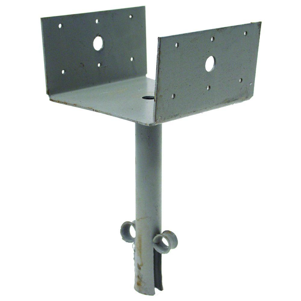 simpson strong tie post bases epb66 64 1000