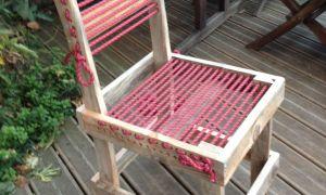 80 Nouveau Chaise En Palette