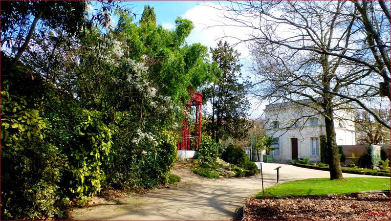 Collège Jardin Des Plantes Poitiers Charmant Le Parc Du Jardin Des Plantes