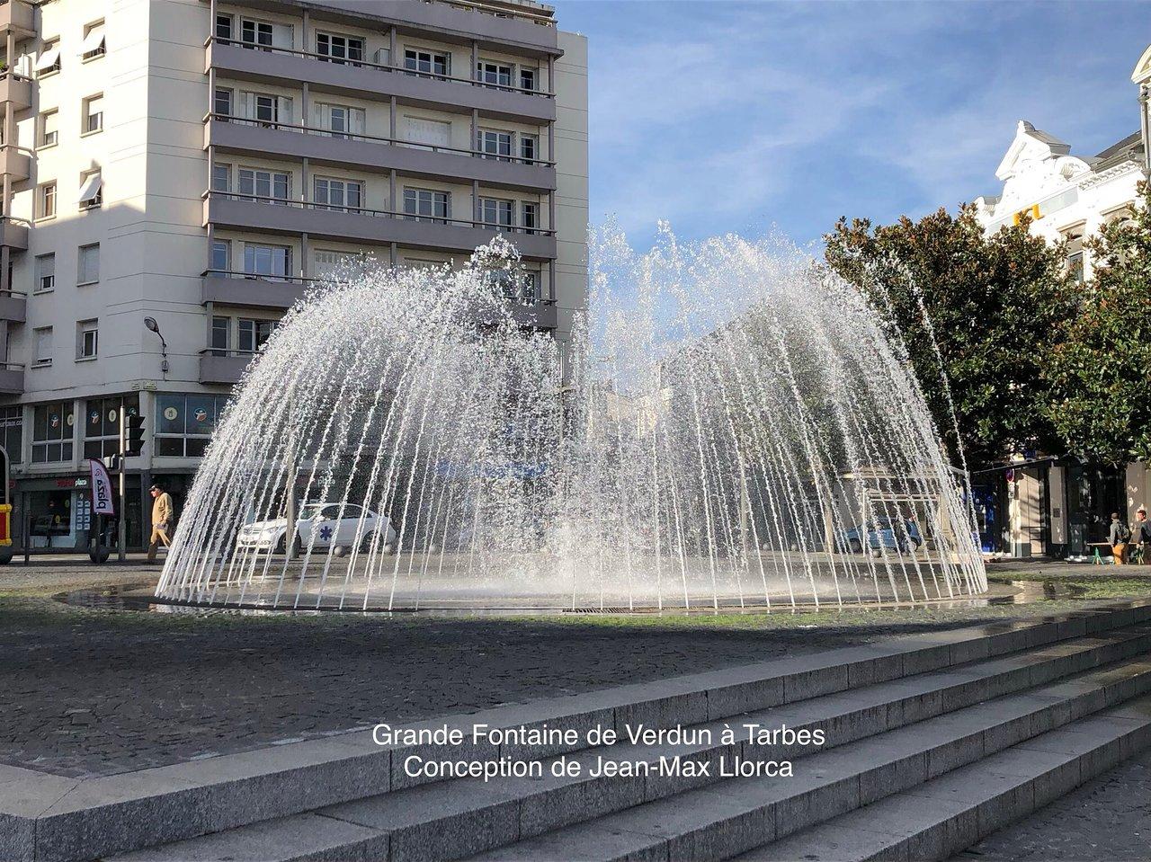la grande fontaine de