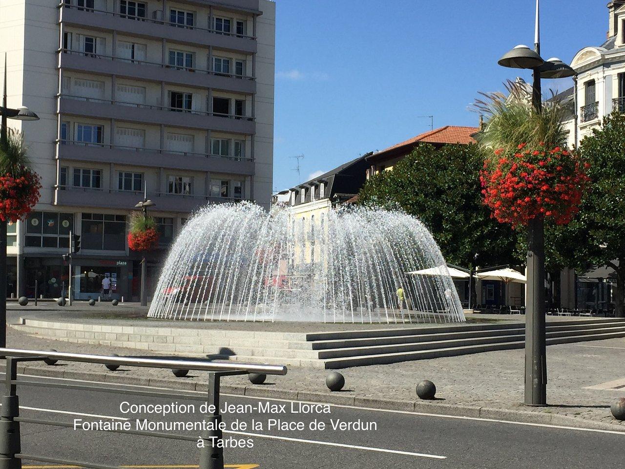 la grande fontaine du