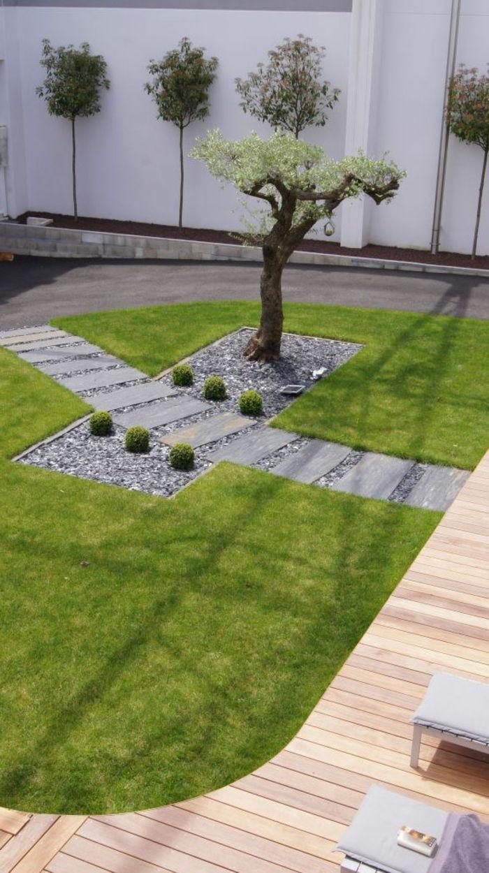 jardin paysager jardins paysag C3 A9s minimalistes