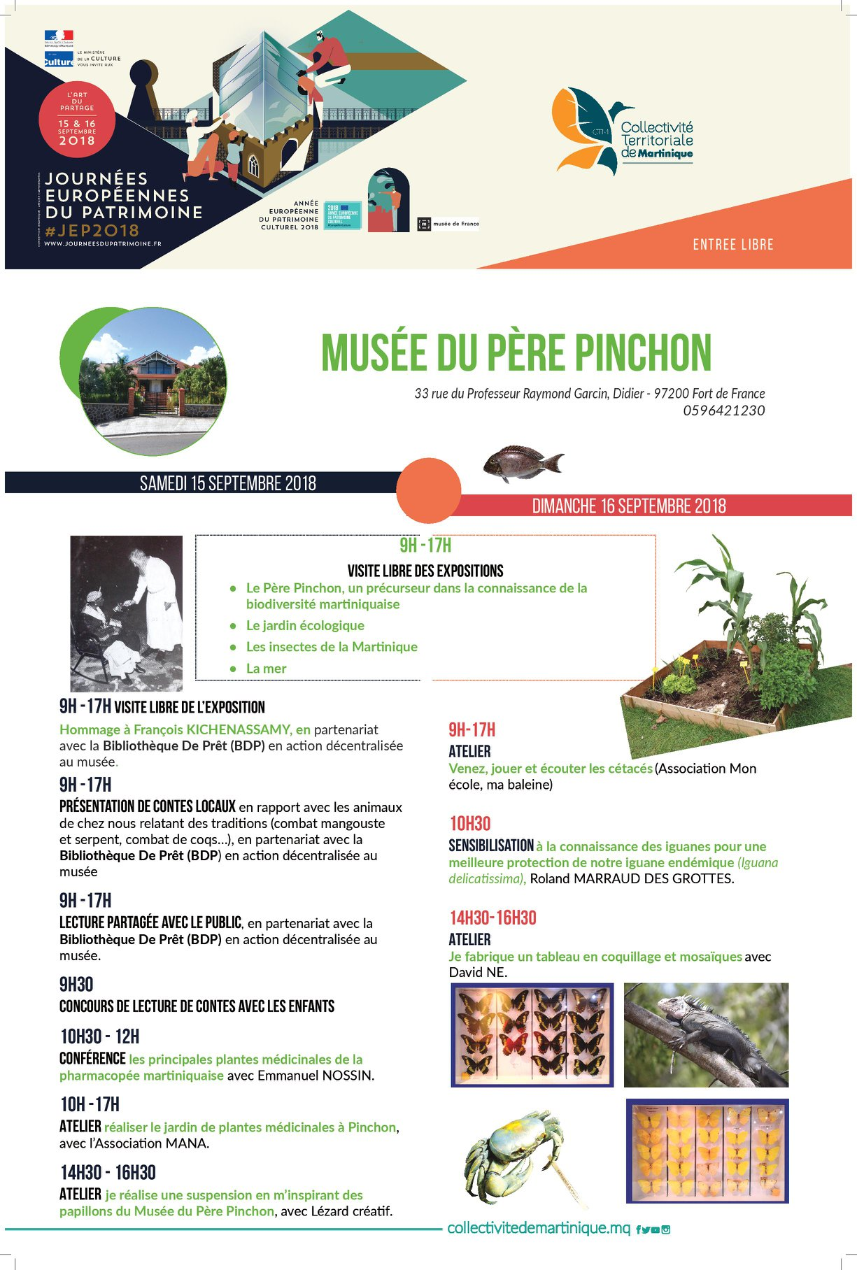 1509 Journée du Patrimoine Musée du Père Pinchon