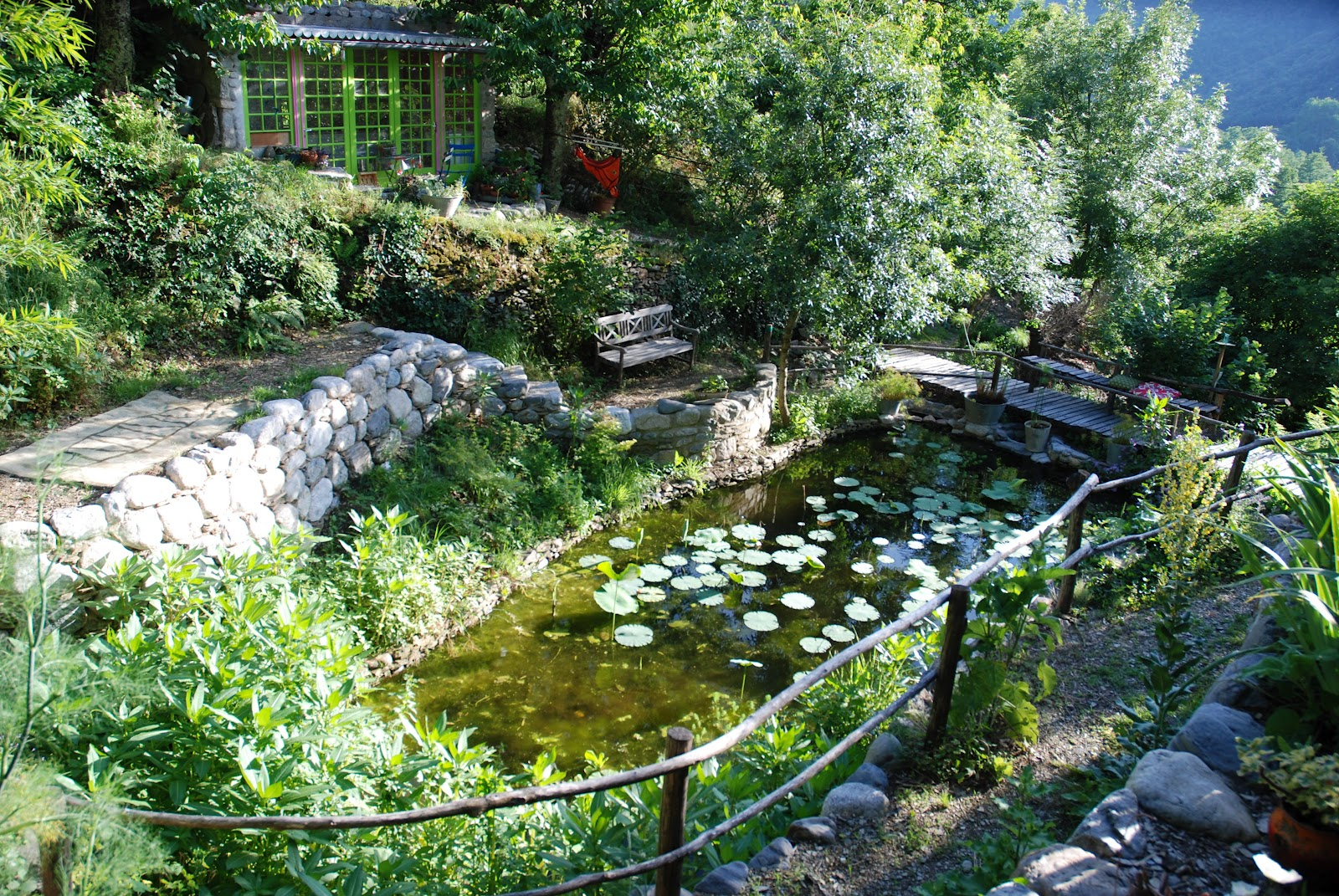 Creation Jardin Génial the Provence Post Five Gorgeous Provence Gardens to Visit Of 45 Beau Creation Jardin