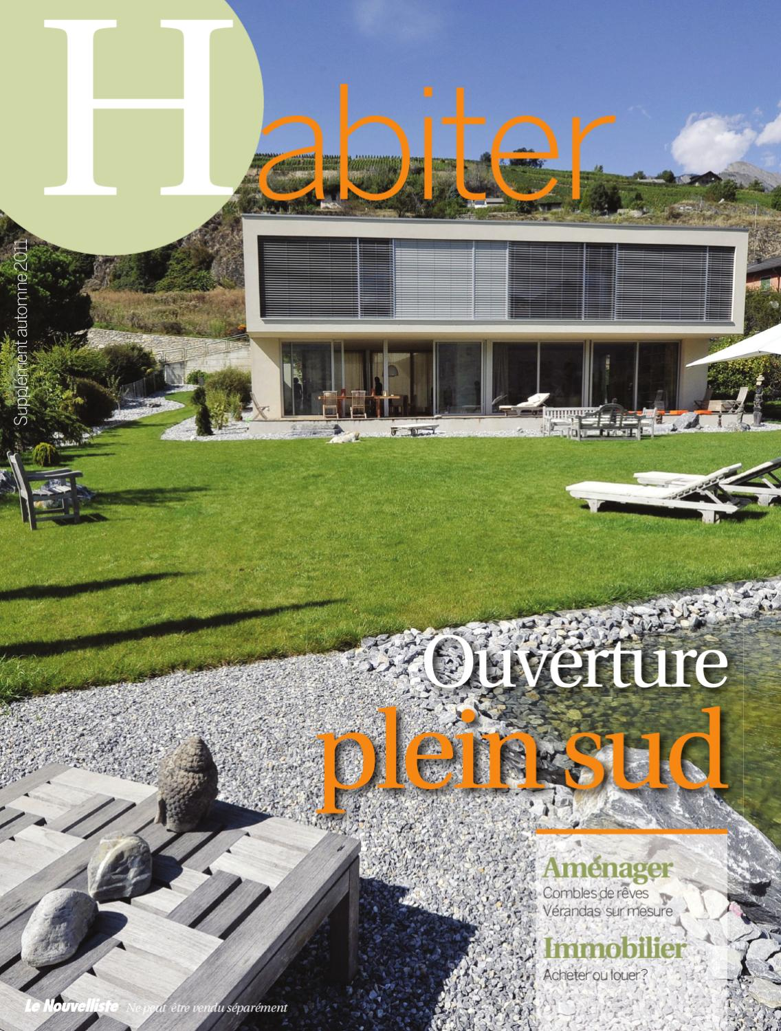 Dallage Jardin Best Of Habiter Automne 2011 by No Lie Berthod Brand issuu Of 64 Nouveau Dallage Jardin
