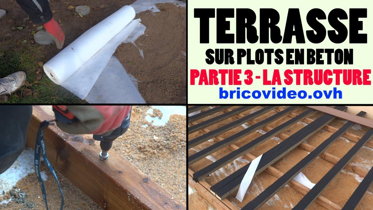 Dalle beton pour abri de jardin frais terrasse en bois - Dalle en beton pour abri de jardin ...