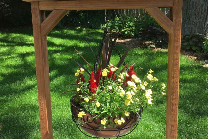 Diy Deco Jardin Élégant Adornos