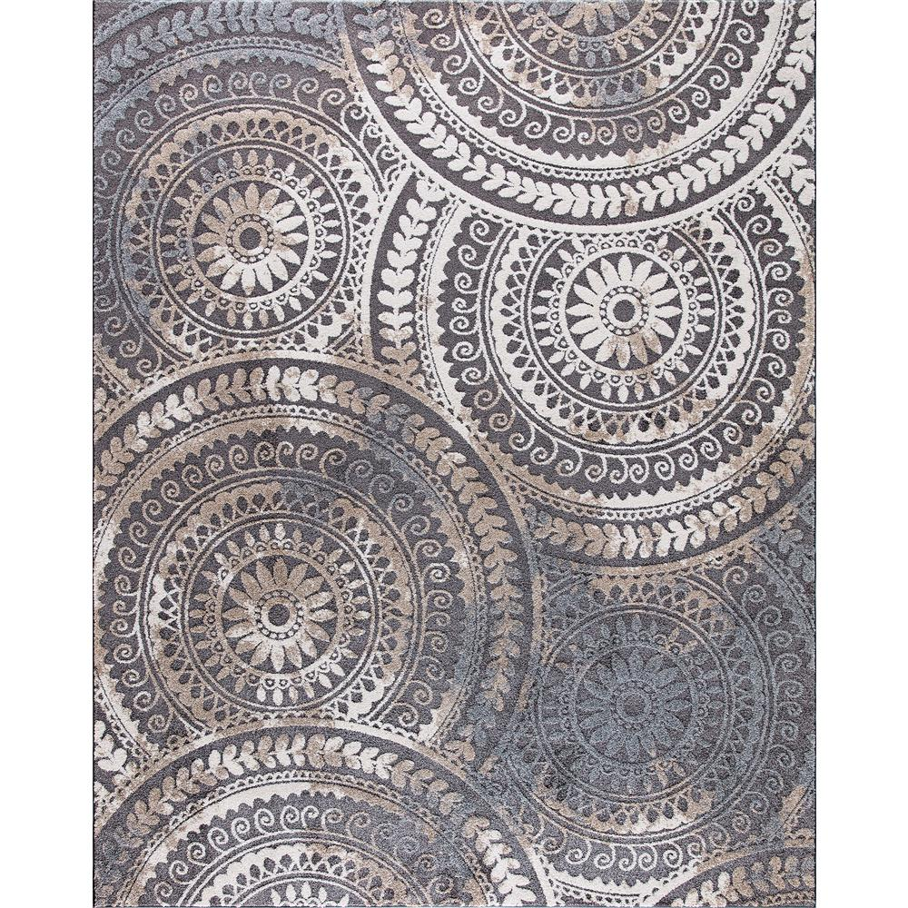 gray home decorators collection area rugs 64 1000