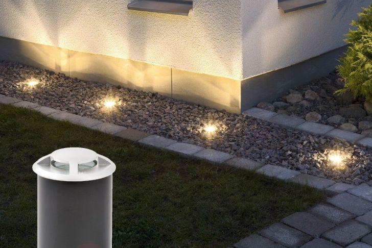 Eclairage Exterieur Jardin Led Frais Spot De sol Encastrable Décoratif High Power Led