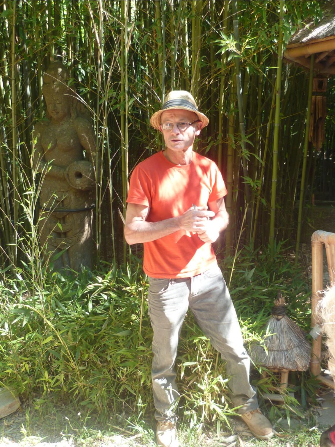 bambousaie du mandarin