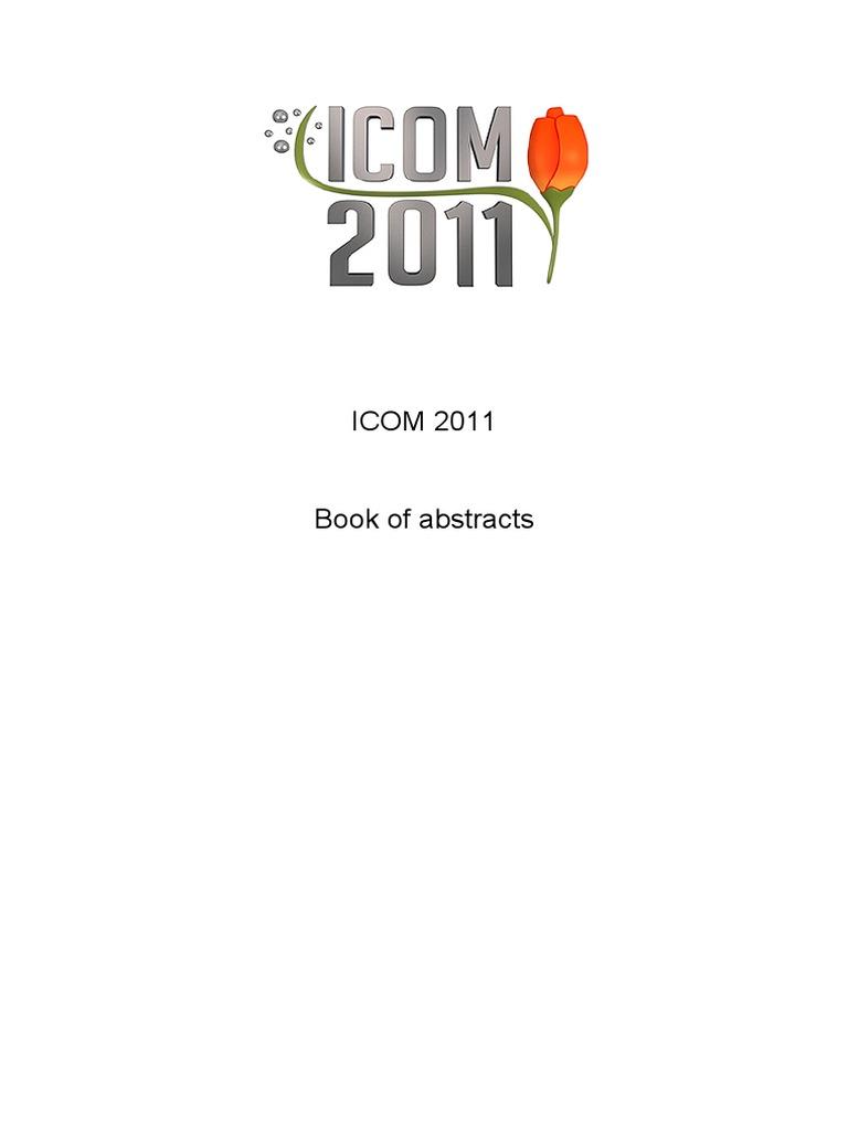 Entrée Jardin D Acclimatation Best Of I 2011 Book Of Abstracts Of 80 Unique Entrée Jardin D Acclimatation