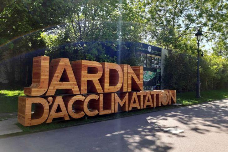 Entrée Jardin D Acclimatation Best Of Un Apr¨s Midi Au Jardin D Acclimatation La Parisienne Du nord