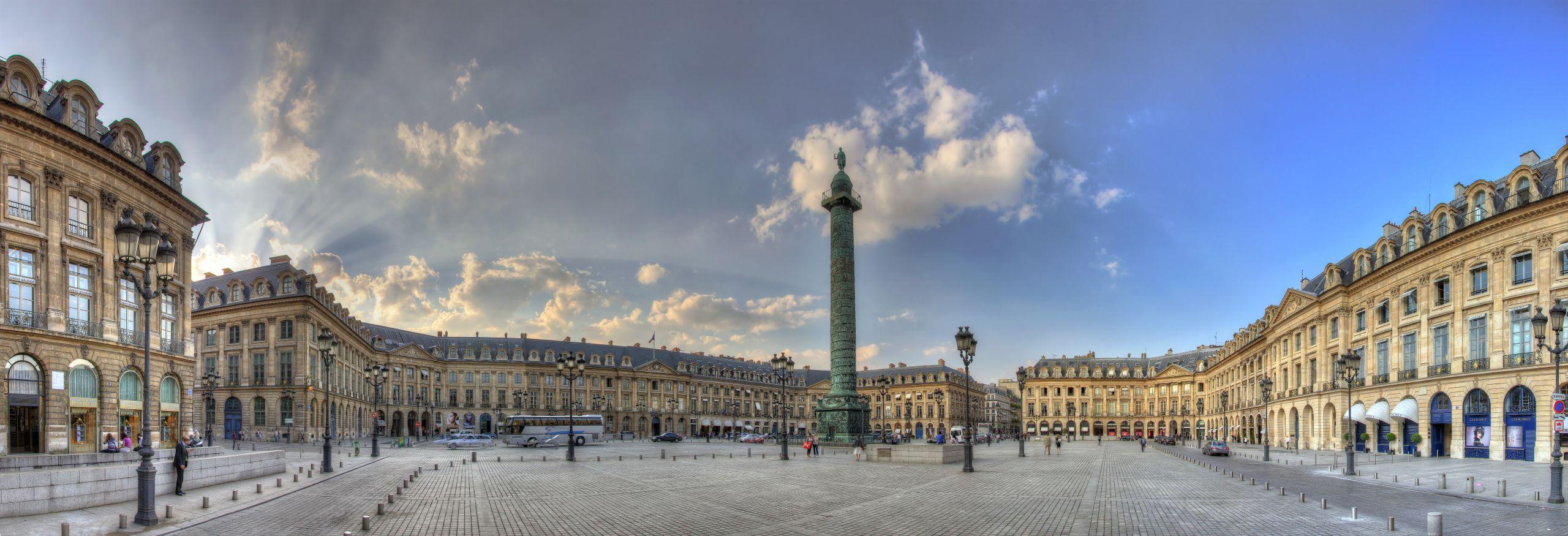 Place Vendome Paris 20 April 2011