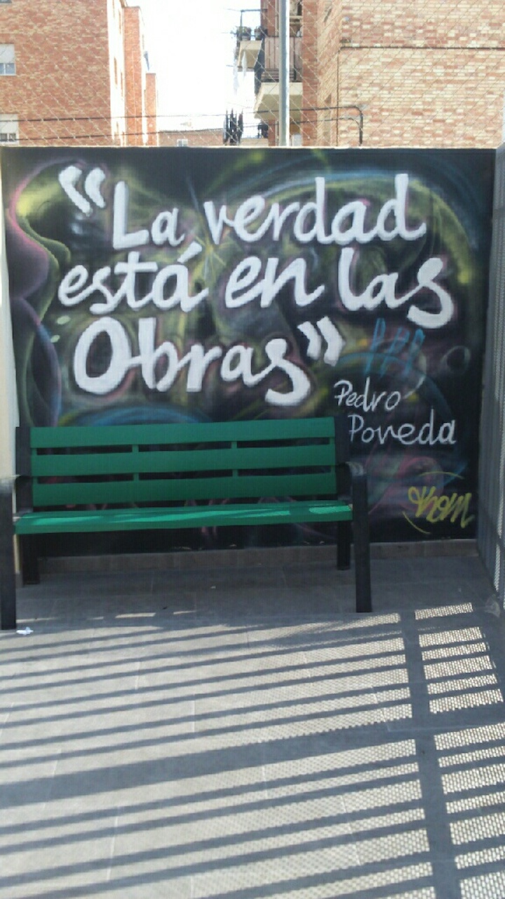 verdad mural patio grand