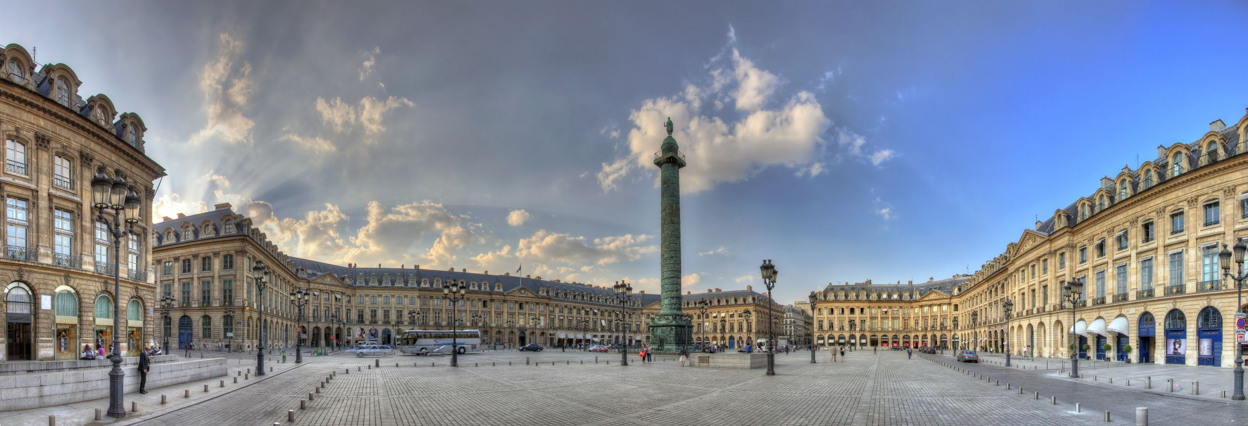 Place Vendome Paris 20 April 2011