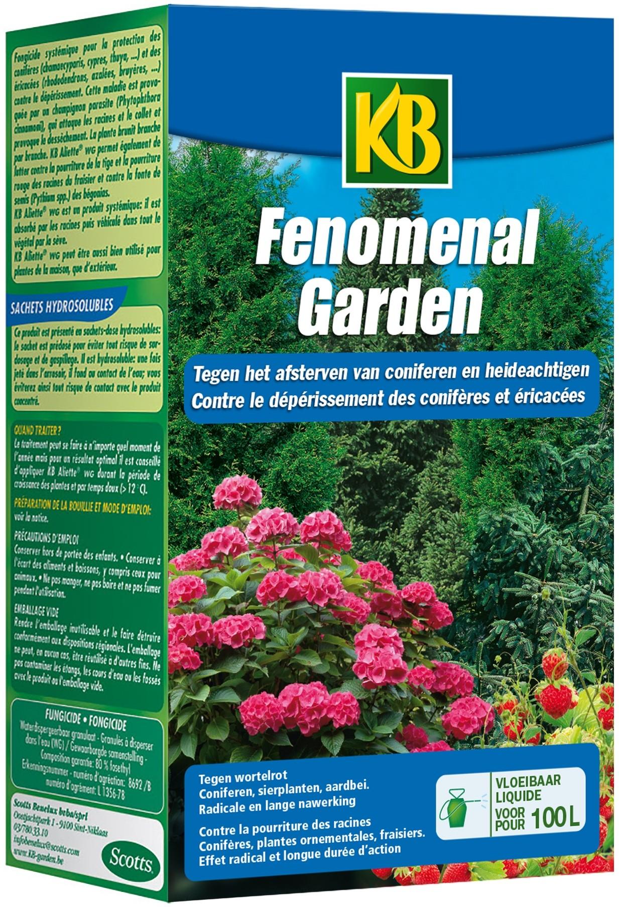 engrais fenomenal garden 75 gr kb