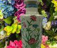 Fleurs Du Jardin Nouveau Fleurs De Chantilly Hand Painted oriental Vase Usado En