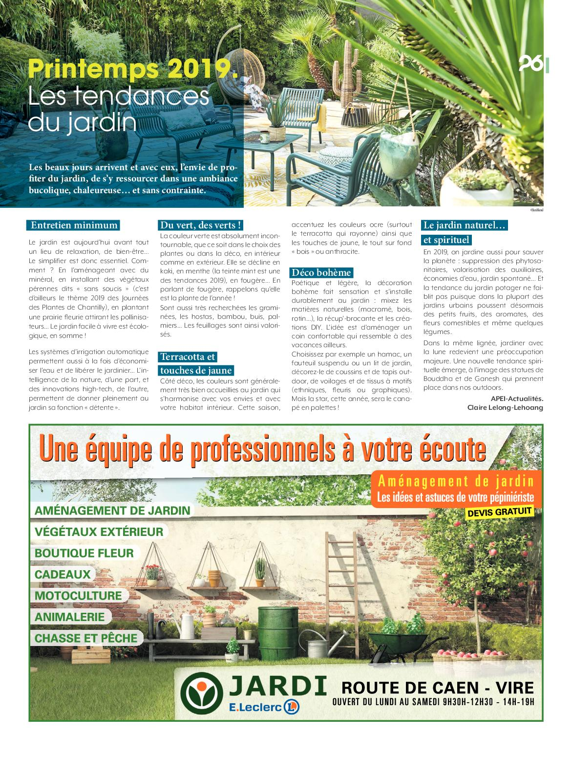Idee Amenagement Jardin Élégant Habitat Oc Mars 2019 Calameo Downloader Of 57 Frais Idee Amenagement Jardin