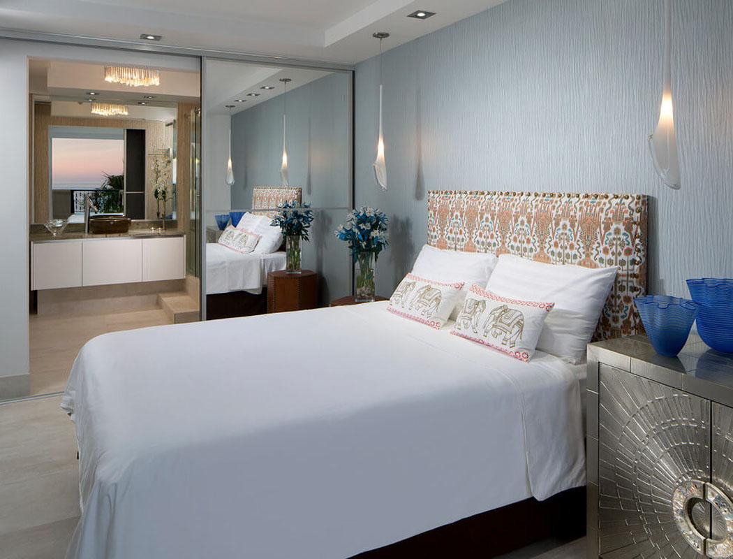 suite des maitres chambre principale appartement design moderne