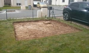 25 Luxe Installer Un Abri De Jardin Sans Dalle