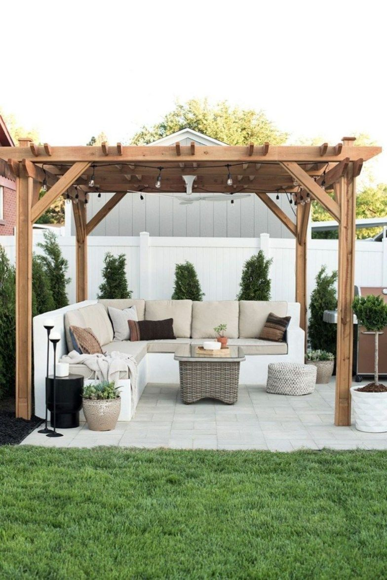 Jardin Amenagement Génial 41 Creative Diy Backyard Gazebo Design Decoration Ideas Of 43 Beau Jardin Amenagement