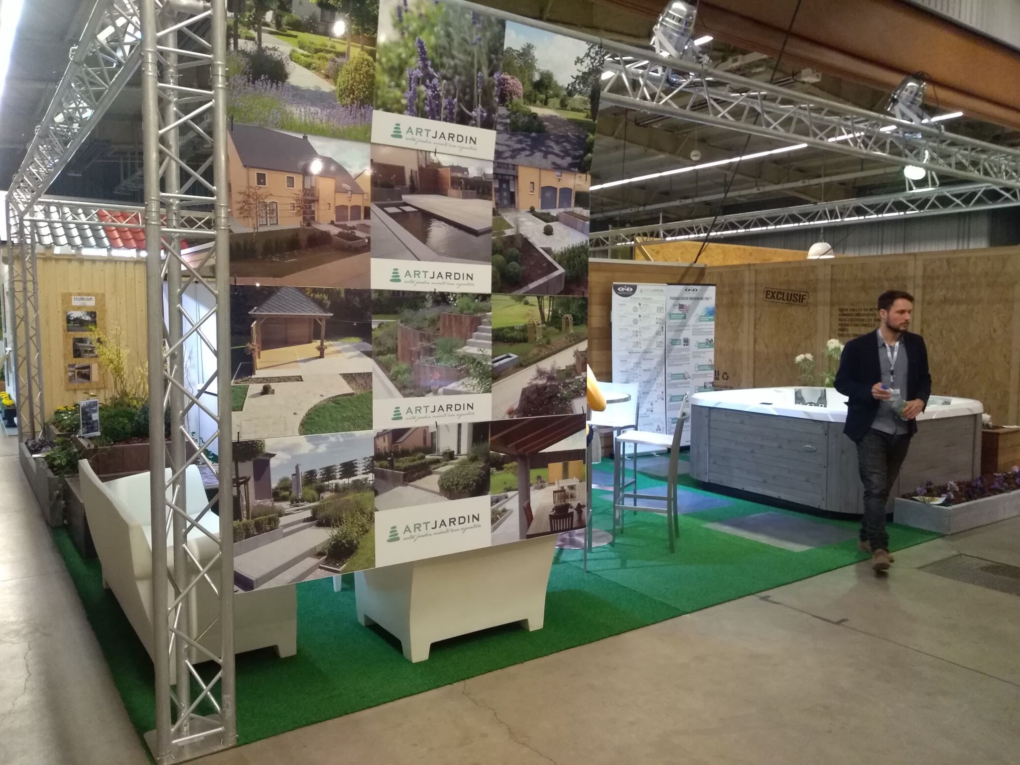 Jardin Amenagement Luxe Le Salon Du Jardin A Arlon Jardi Of 43 Beau Jardin Amenagement