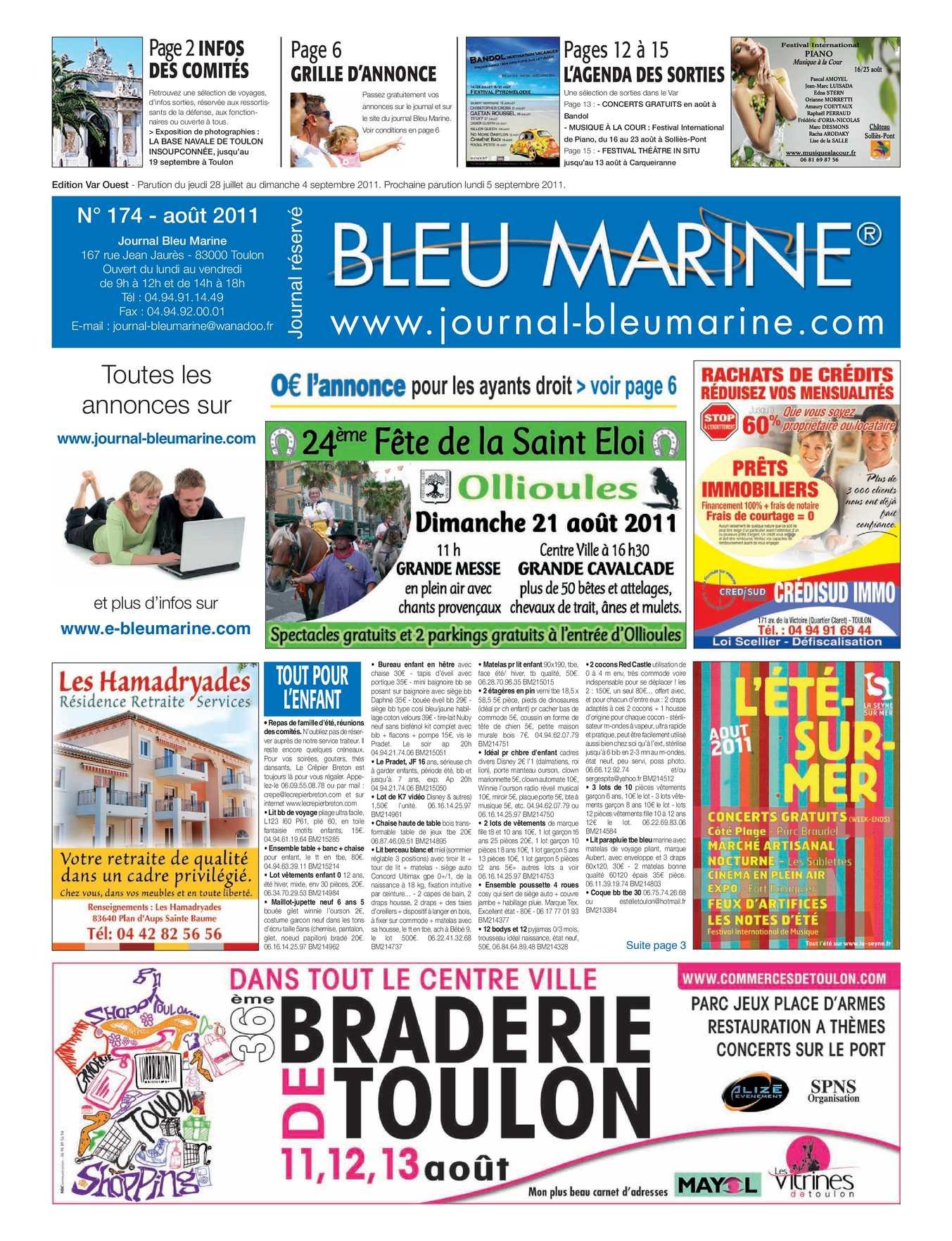 Jardin Arcadie Charmant Calaméo Journal Bleu Marine Ao T 2011 Of 77 Luxe Jardin Arcadie