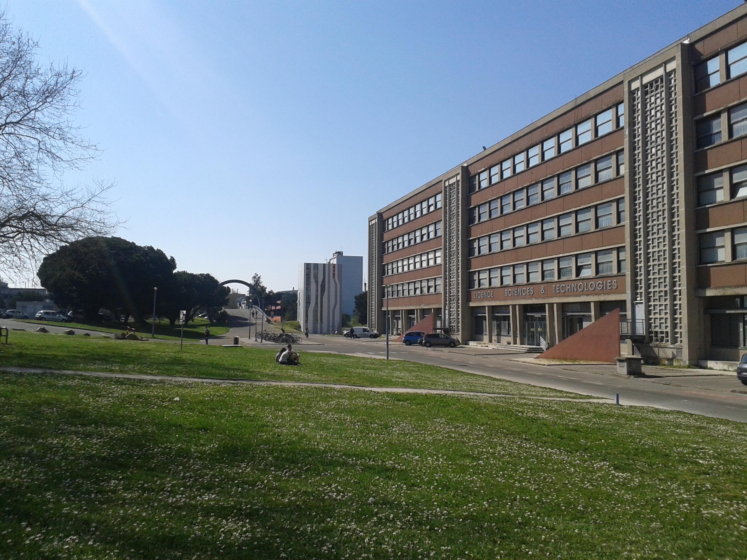 Université Bordeaux 1