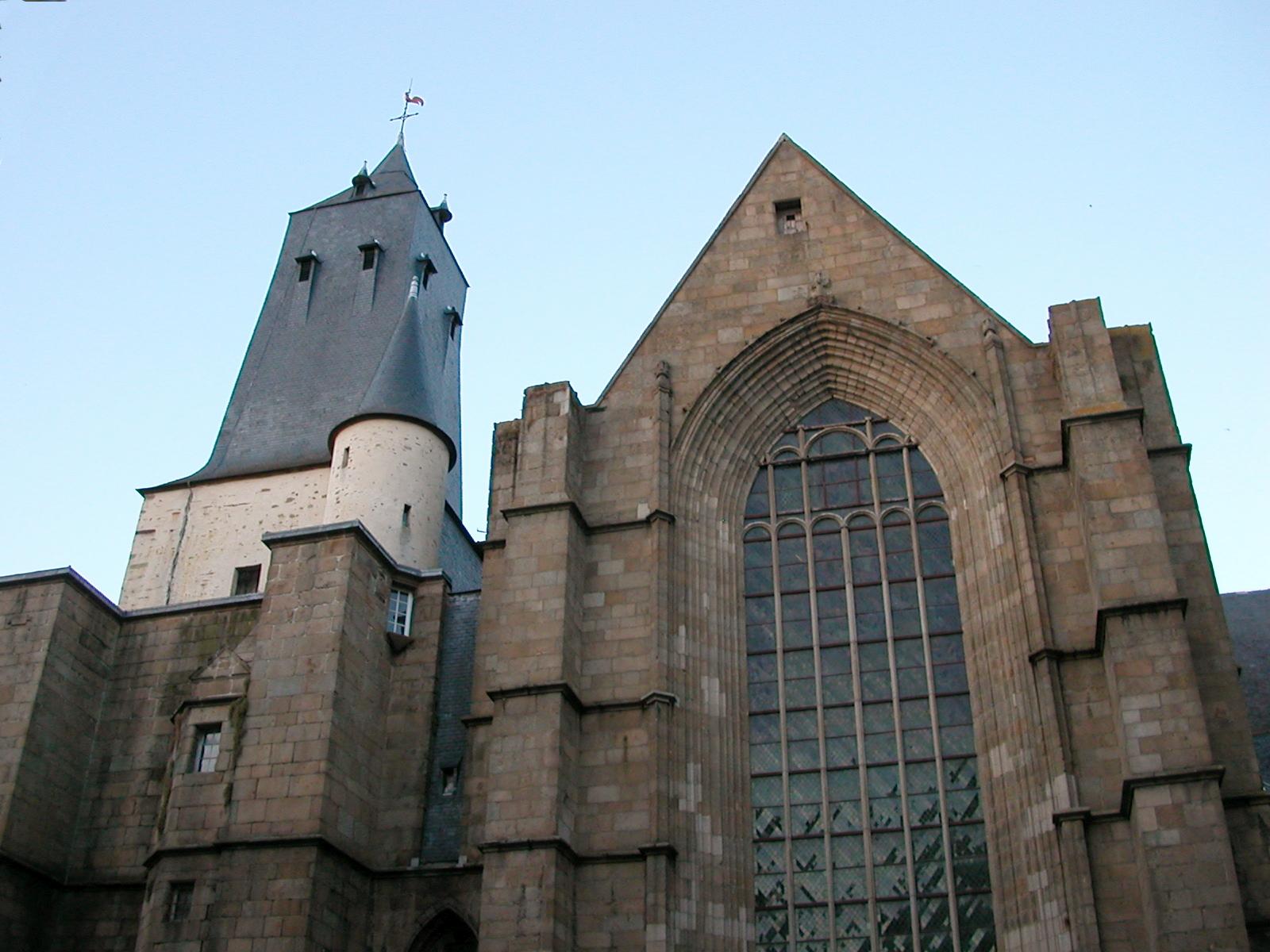 Rennes église Saint Germain
