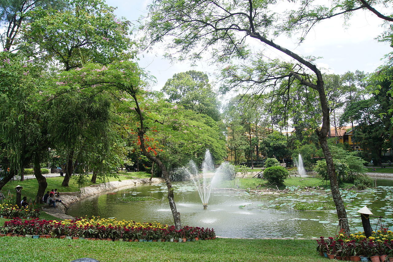 Jardin Botanique Charmant Zoo and Botanical Gardens In Ho Chi Minh attraction In Ho
